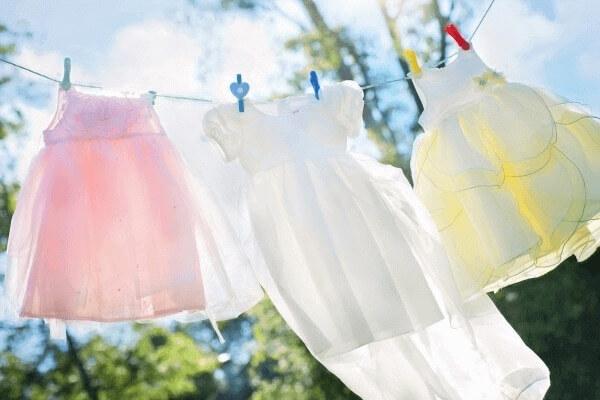 洗濯洗剤をパックスナチュロンに変えてみました