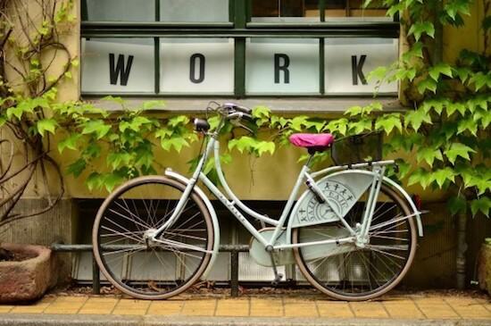 自転車のイメージ写真